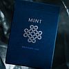 Mint Playing Cards Blueberry
