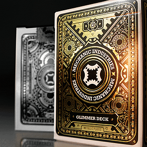 Mechanic Deck – Metallic Deck Set