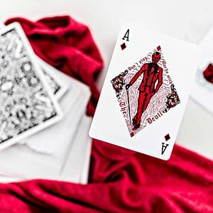 Madison Hellions V4 Playing Cards