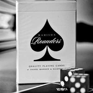Madison Rounders – Black