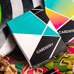 Cardistry Playing Cards (Turquoise)