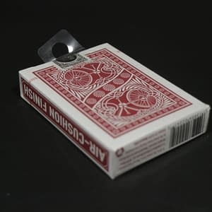 Bicycle Chainless Playing Cards (Red)