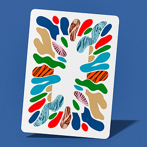 Limited Edition Splash Playing Cards