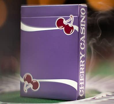 Cherry casino deck