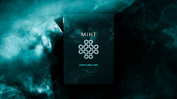Mint Playing Cards Cucumber