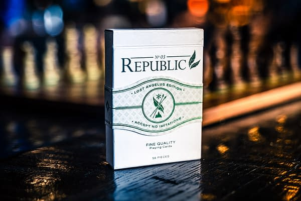 Republic deck main image