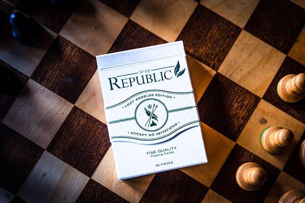 republics top view