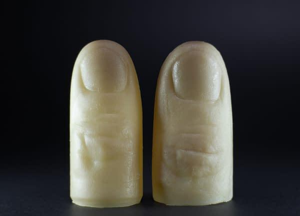 Thumb tip comparison