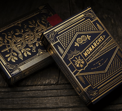 Main image for Monarchs Playing Cards